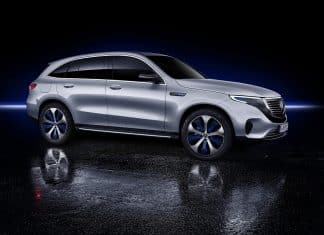 Mercedes-Benz EQC The Car Expert