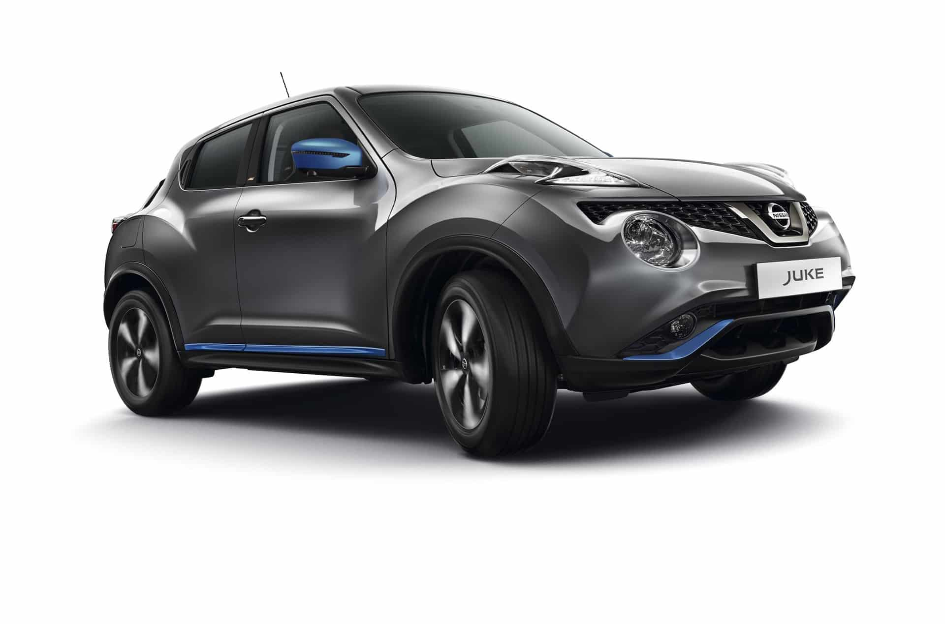Revamped Nissan Juke Adds Colour The Car Expert