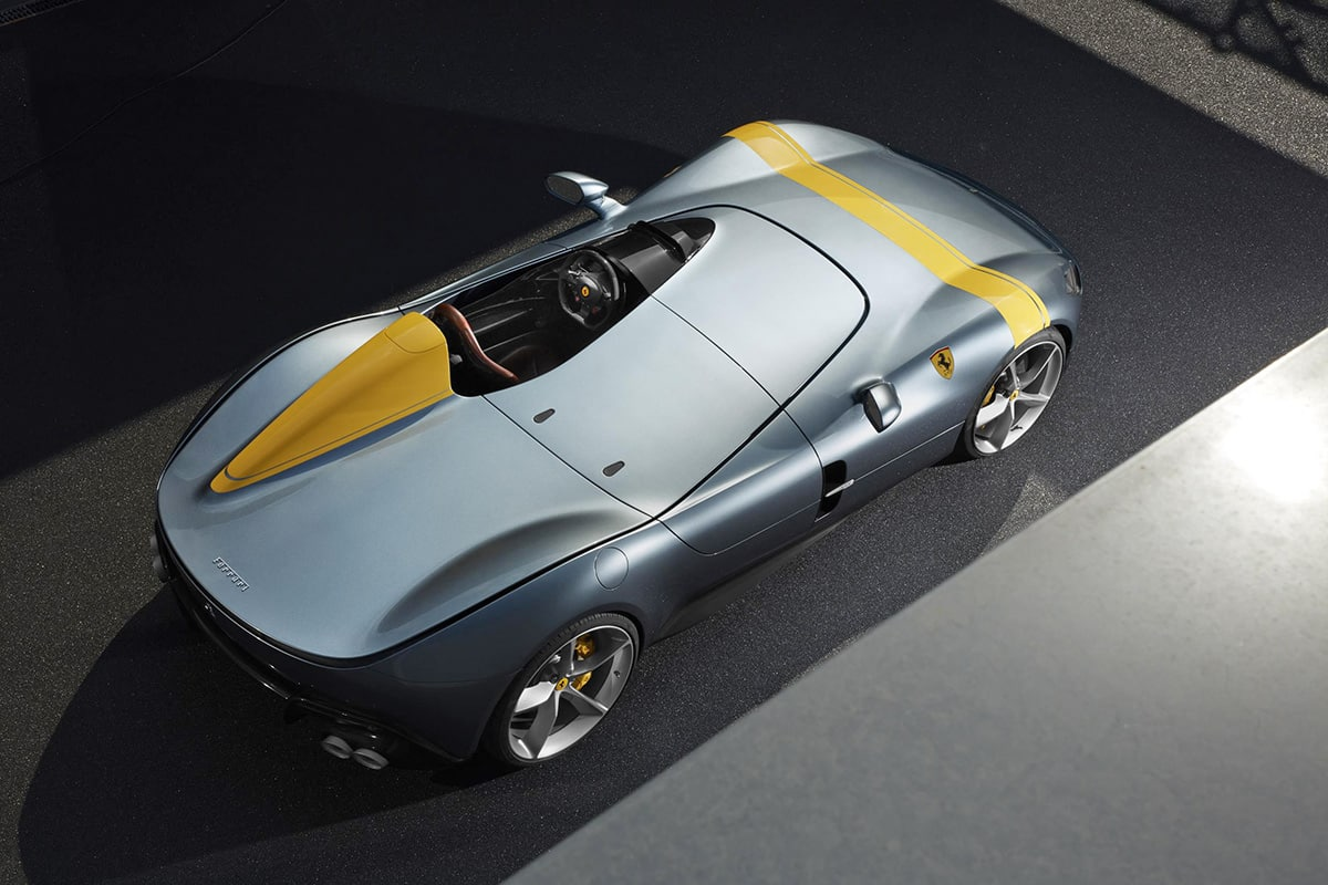 1809 Ferrari Monza SP1 The Car Expert