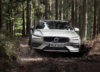 Volvo V60 Cross Country wallpaper | The Car Expert