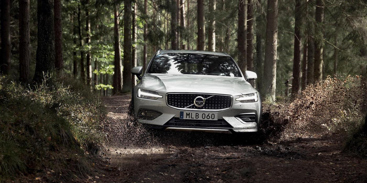 Volvo V60 Cross Country wallpaper | The Car Expert