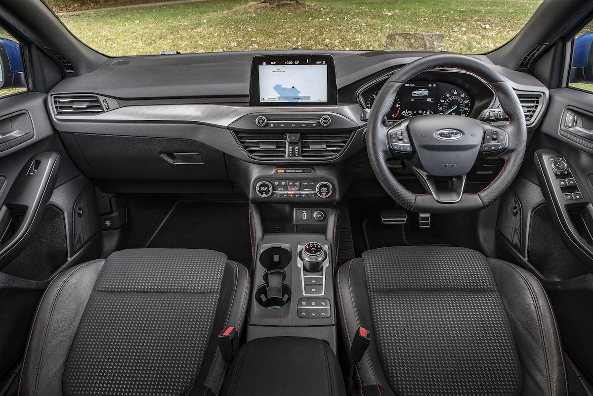 Ford Focus dashboard | The Car Expert