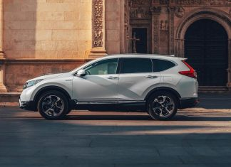 Honda CR-V hybrid wallpaper   The Car Expert