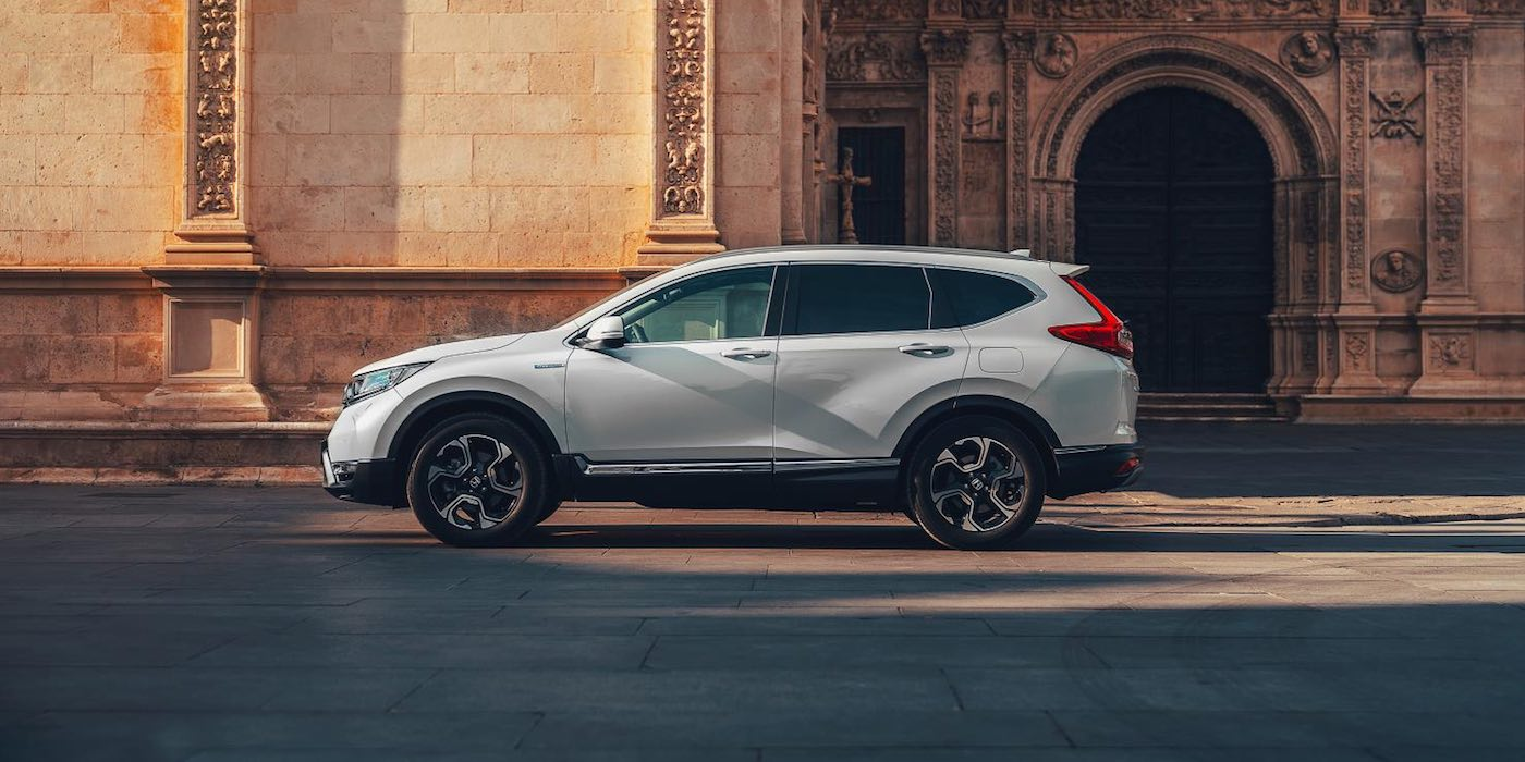 Honda CR-V hybrid wallpaper | The Car Expert