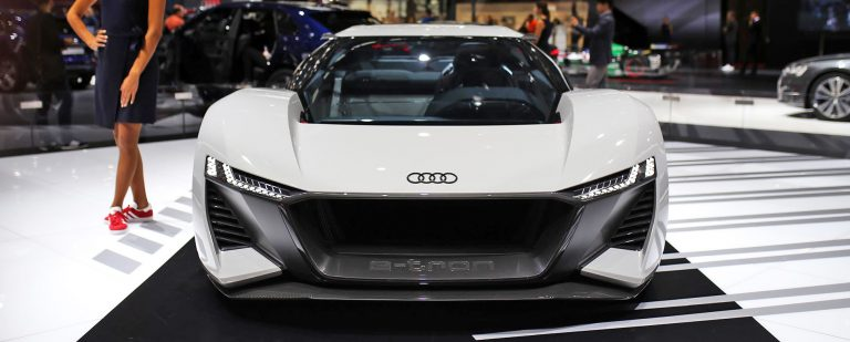 Paris show round-up – more of the new cars