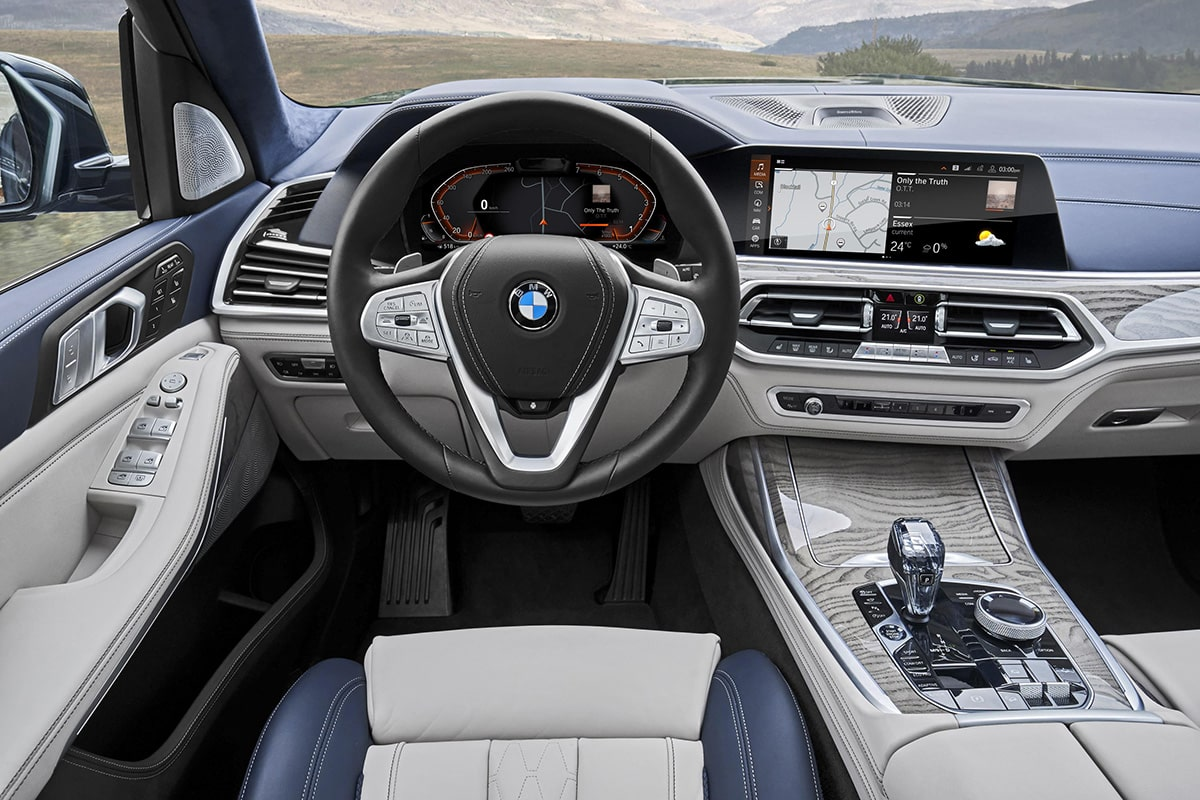 BMW X7 The Car Expert