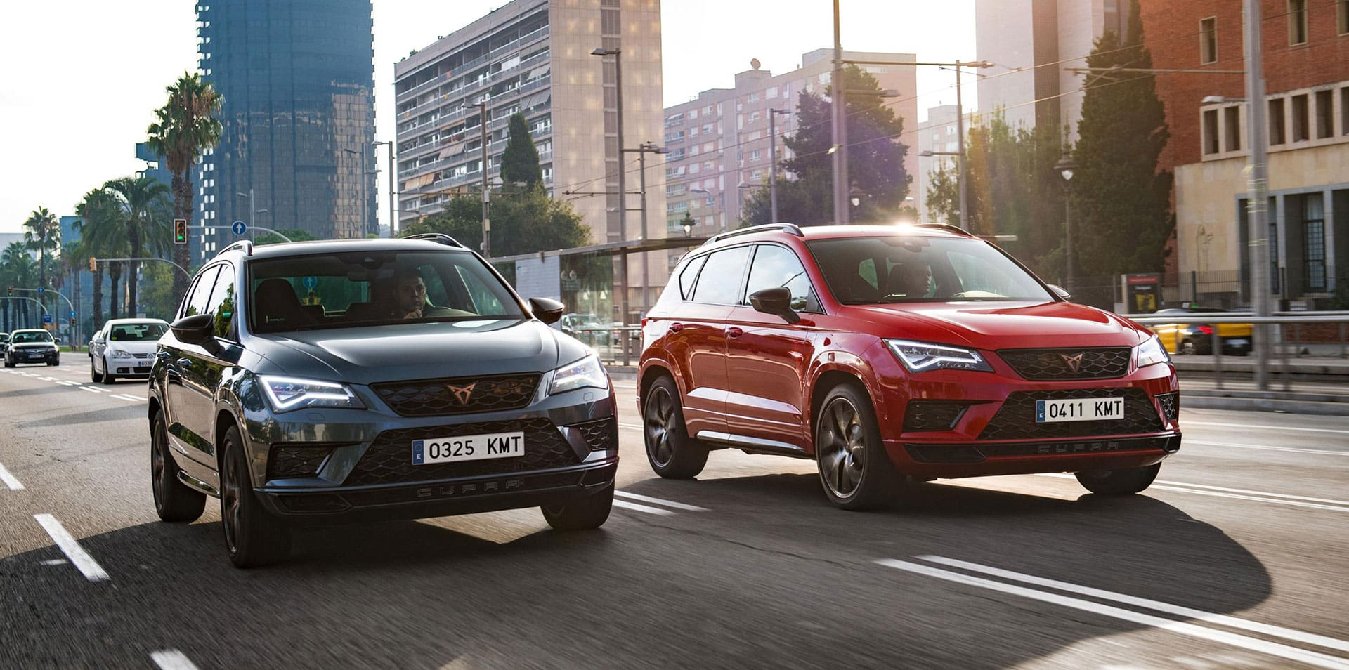 SEAT Ateca Cupra hot SUV to cost from £35.9K 1