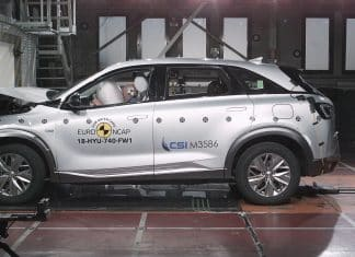 Hyundai Nexo Crash Test The Car Expert