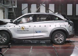 Hyundai Nexo Crash Test The Car Expert