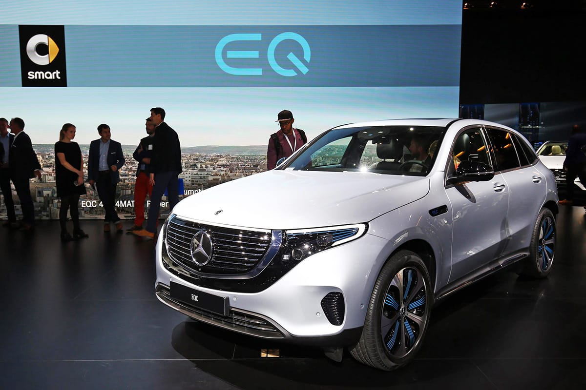 Mercedes-Benz EQ The Car Expert