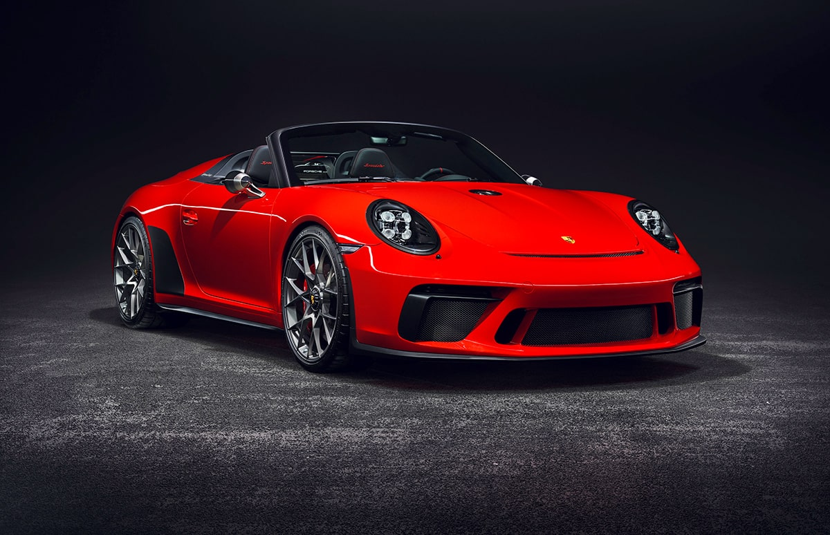 Porsche 911 Speedster Concept To Go On Sale The Car Expert