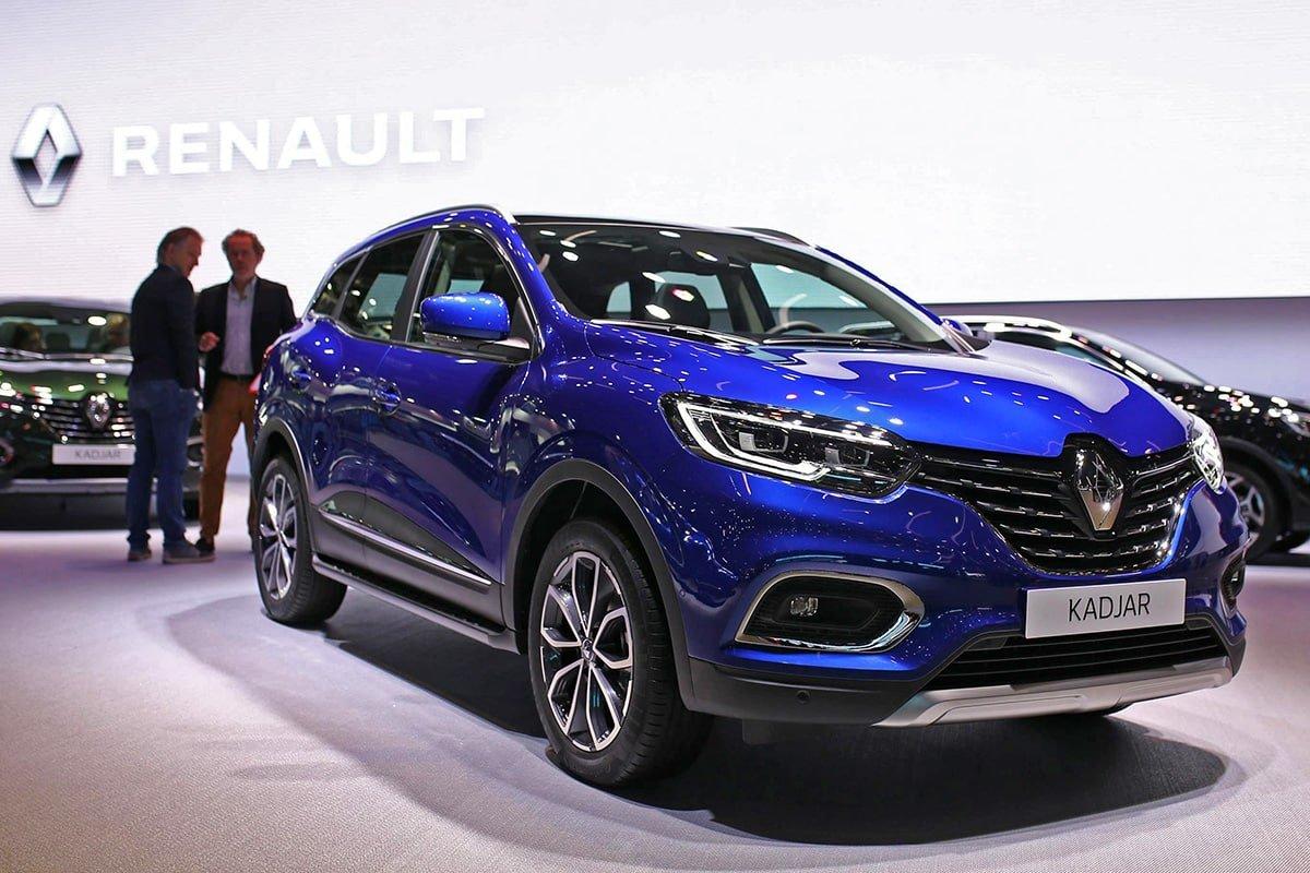 Renault Kadjar The Car Expert