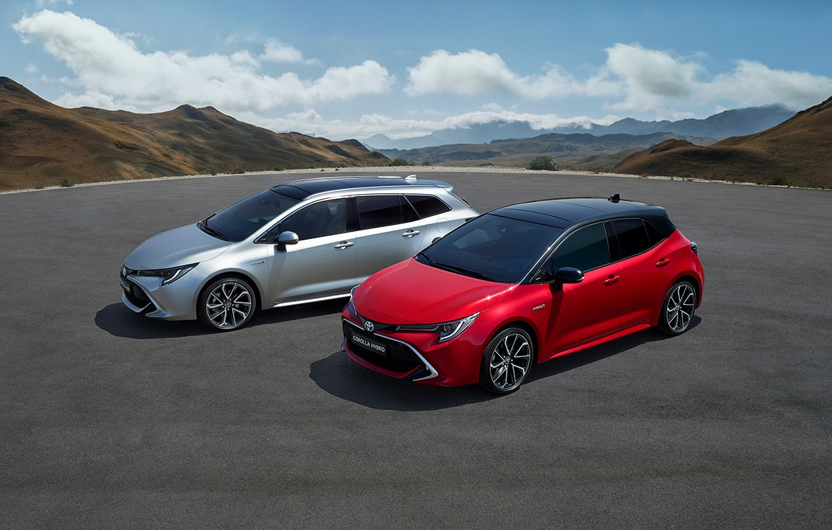 Toyota Corolla Sports Tourer The Car Expert