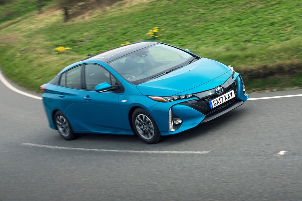 Toyota Prius Plug-in The Car Expert