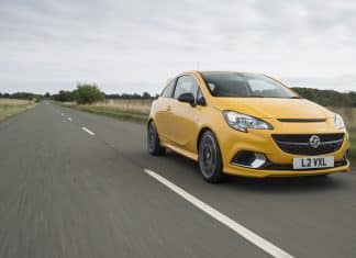 Vauxhall Corsa GSi review 2018 wallpaper | The Car Expert