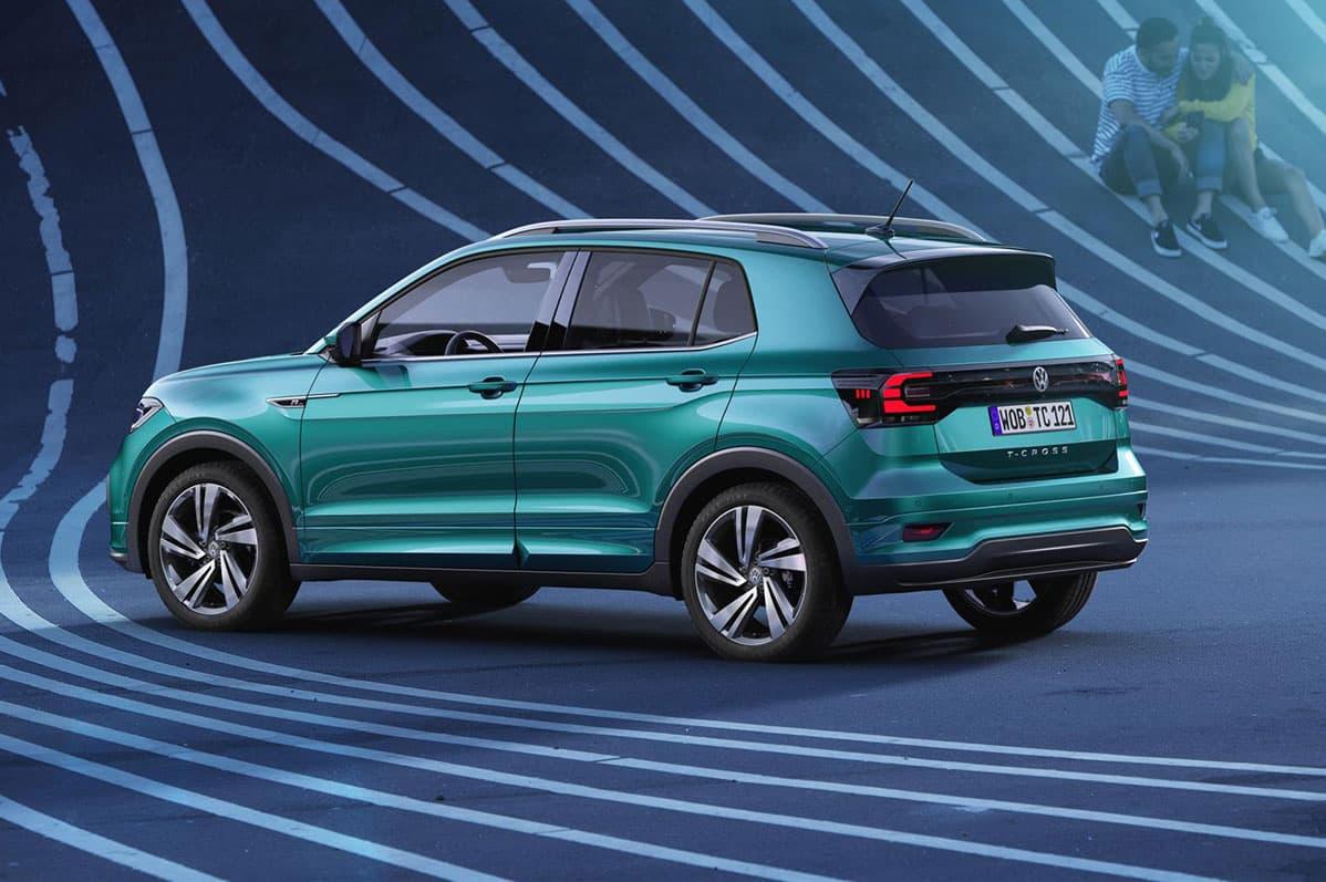 Volkswagen T-Cross The Car Expert