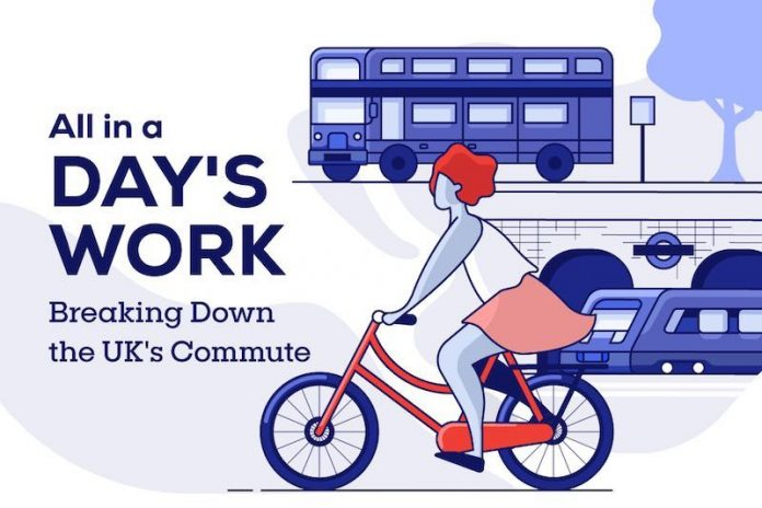 All in a day's work - breaking down the UK commute 1