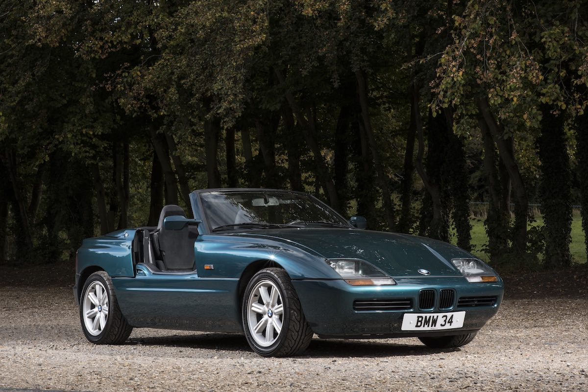BMW Z1 roadster | The Car Expert