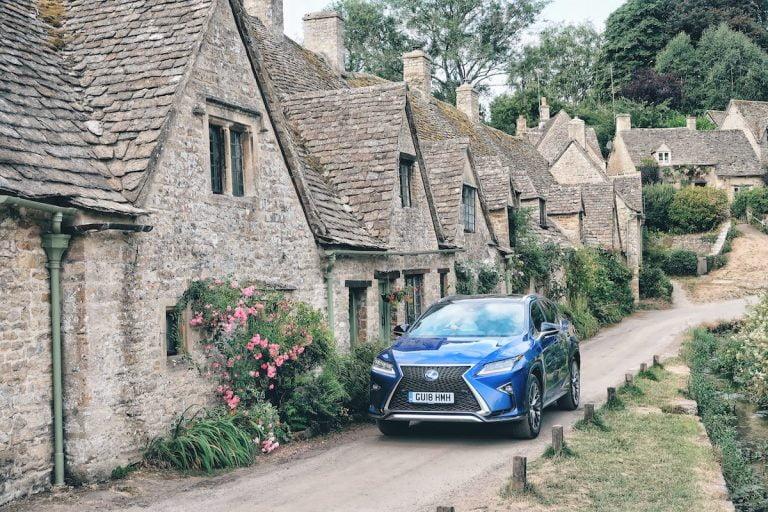 Lexus launches new partnership with Secret Escapes