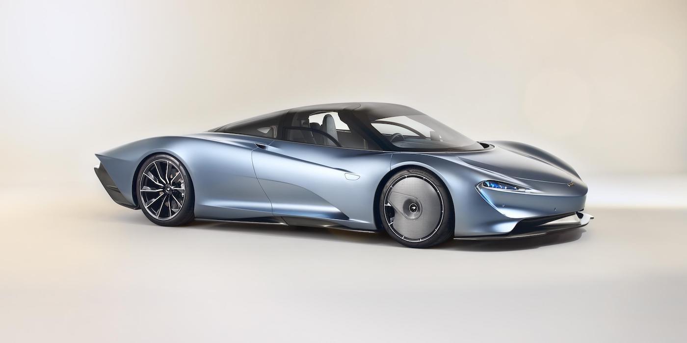 McLaren Speedtail 2019 wallpaper | The Car Expert