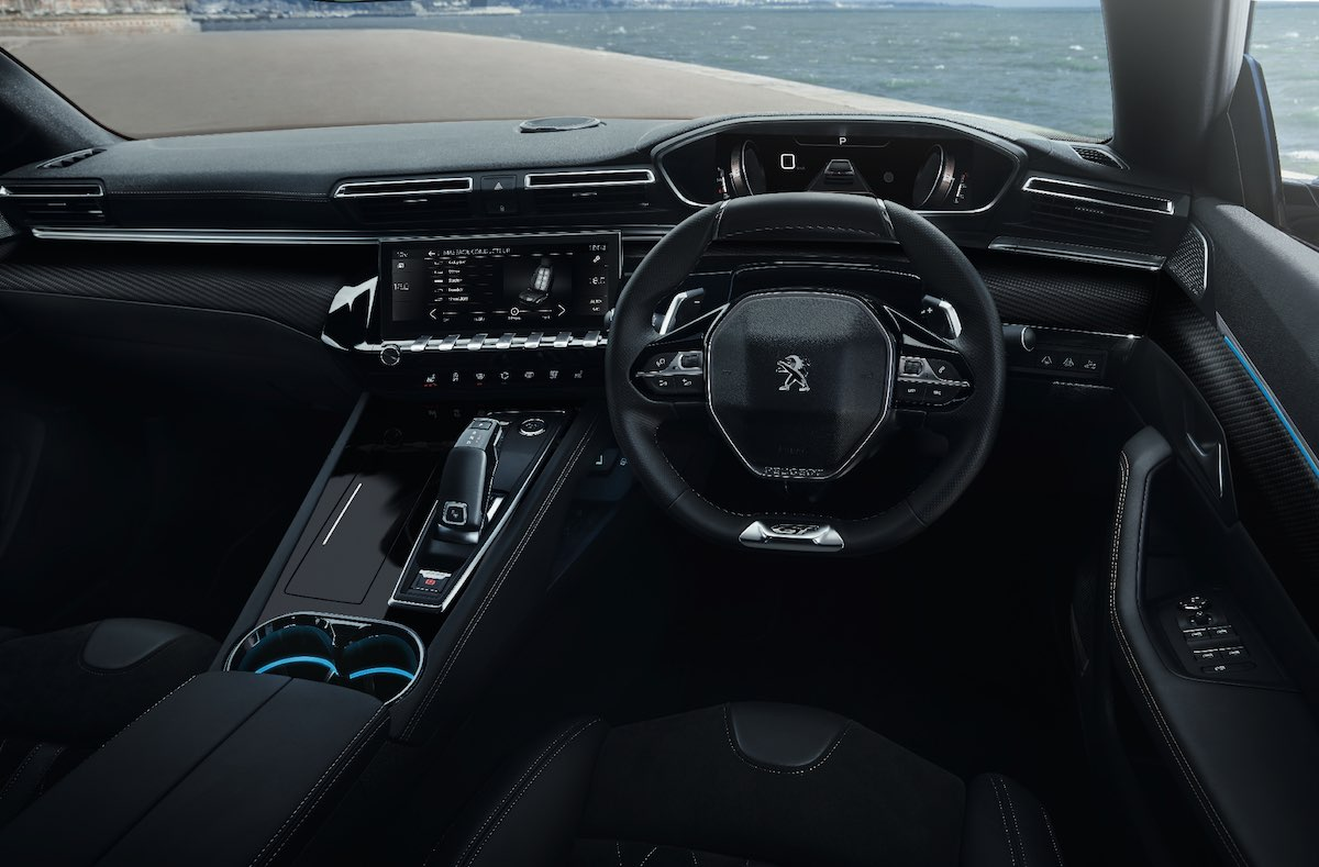 Peugeot 508 SW interior | The Car Expert