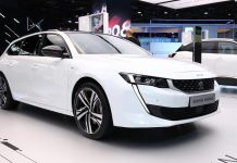 Peugeot 508 SW hybrid   Paris motor show 2018   The Car Expert