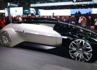 Renault EX-Ultimo concept | Paris motor show 2018 | The Car Expert