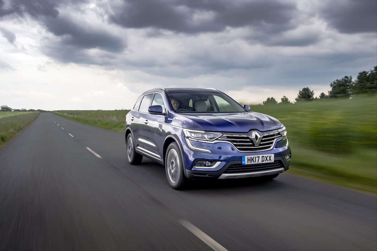 Renault Koleos, October 2018