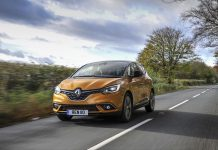 Renault Scenic EasyLife, October 2018