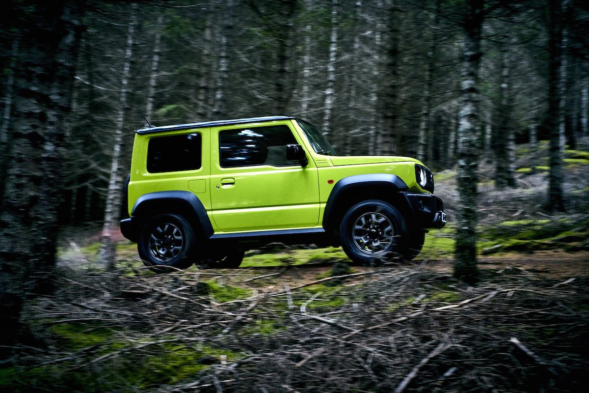 2019 Suzuki Jimny test drive - The Car Expert
