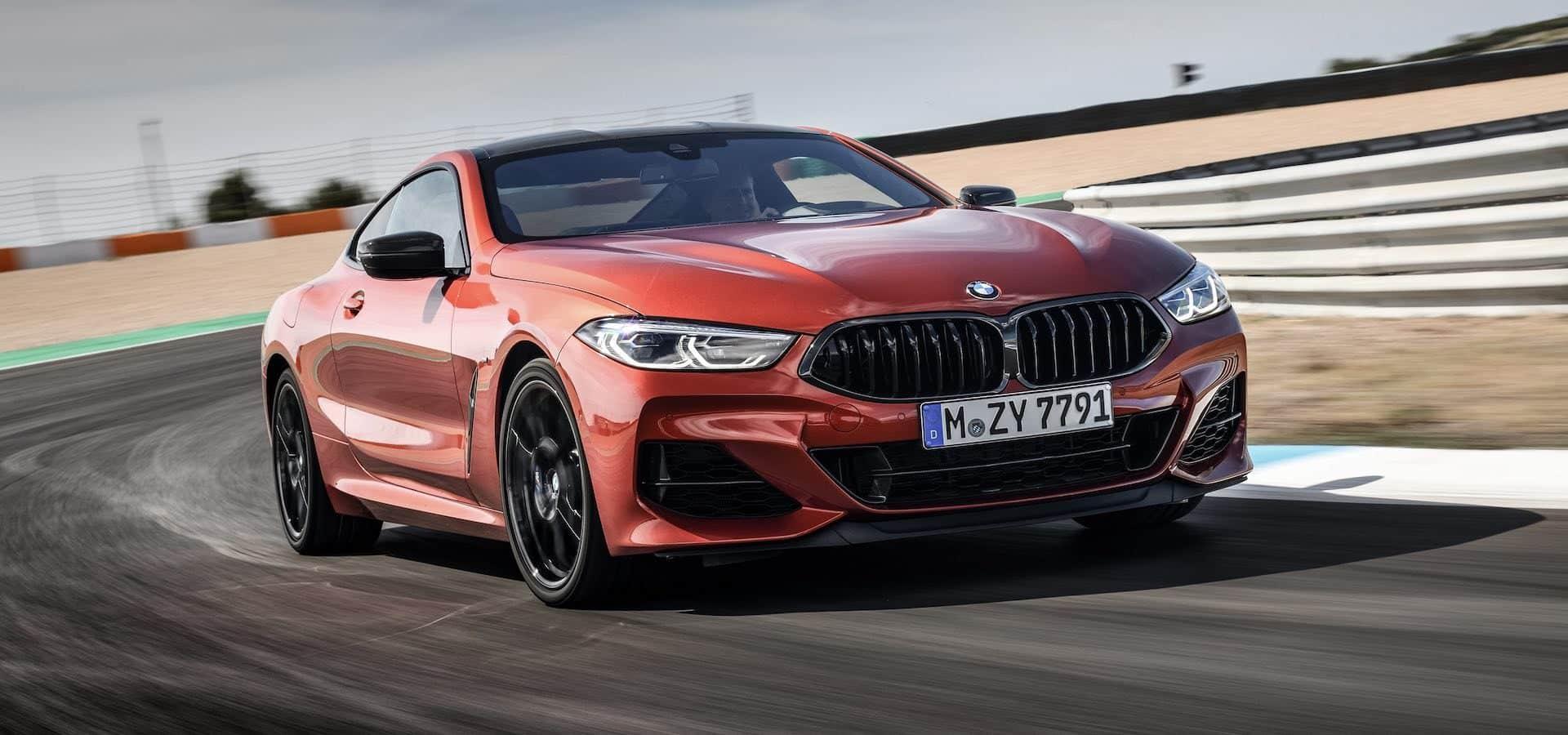 BMW 8 Series test drive wallpaper 2018 | The Car Expert