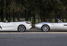 BMW Z8 vs new Z4 wallpaper | The Car Expert