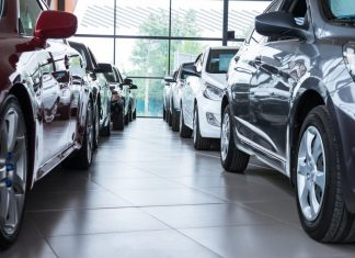 Car showroom - Warranty Direct blog