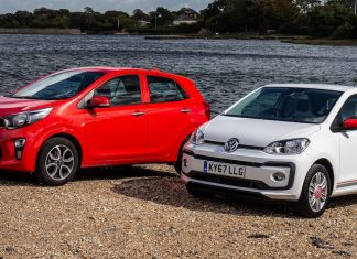 kia Picanto vs Volkswagen Up! 01 | The Car Expert