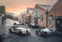 Morgan Motor Company range 2018