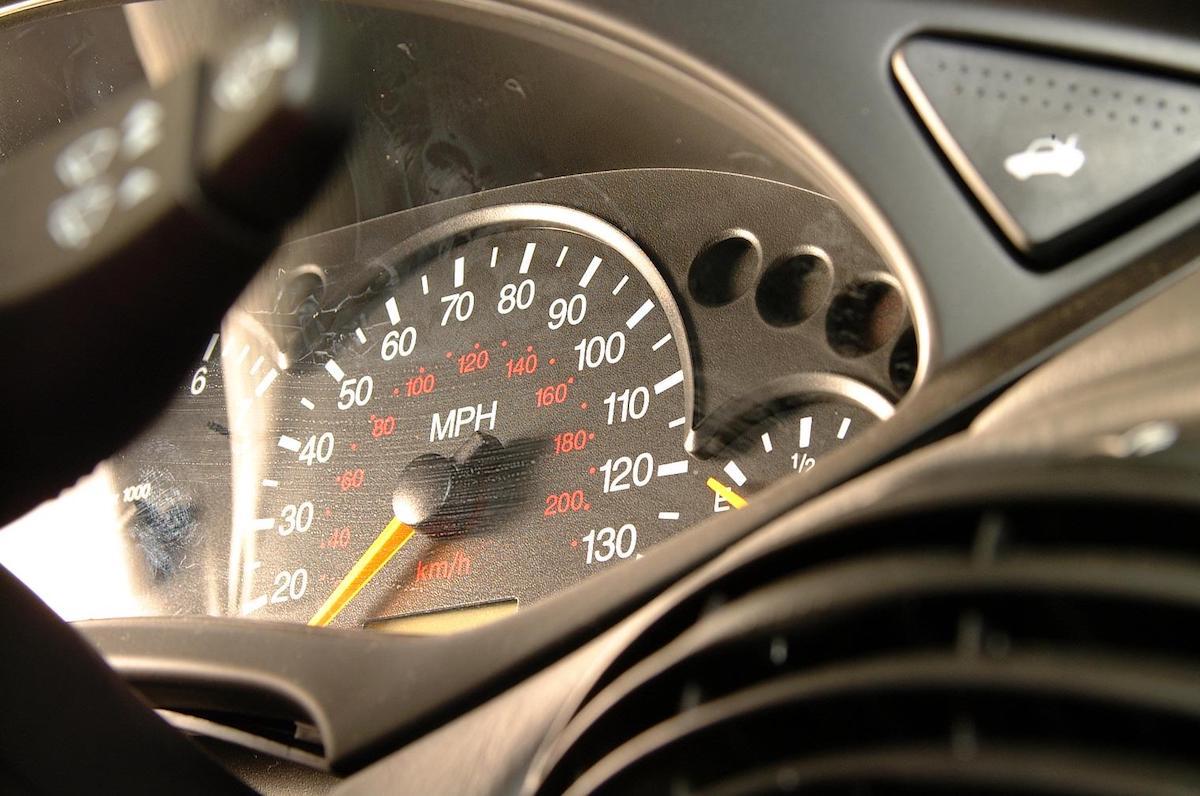 Speedometer tampering to reduce mileage