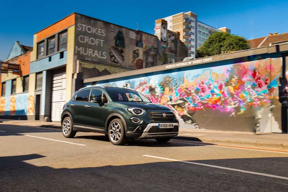 Fiat 500X review 2018 (The Car Expert)