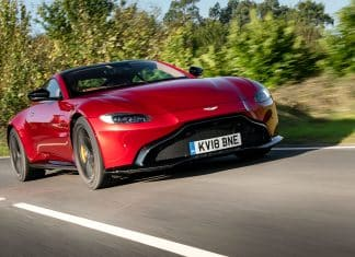Aston Martin Vantage wallpaper | The Car Expert