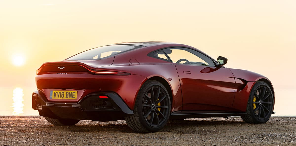 1811 Aston Martin Vantage The Car Expert