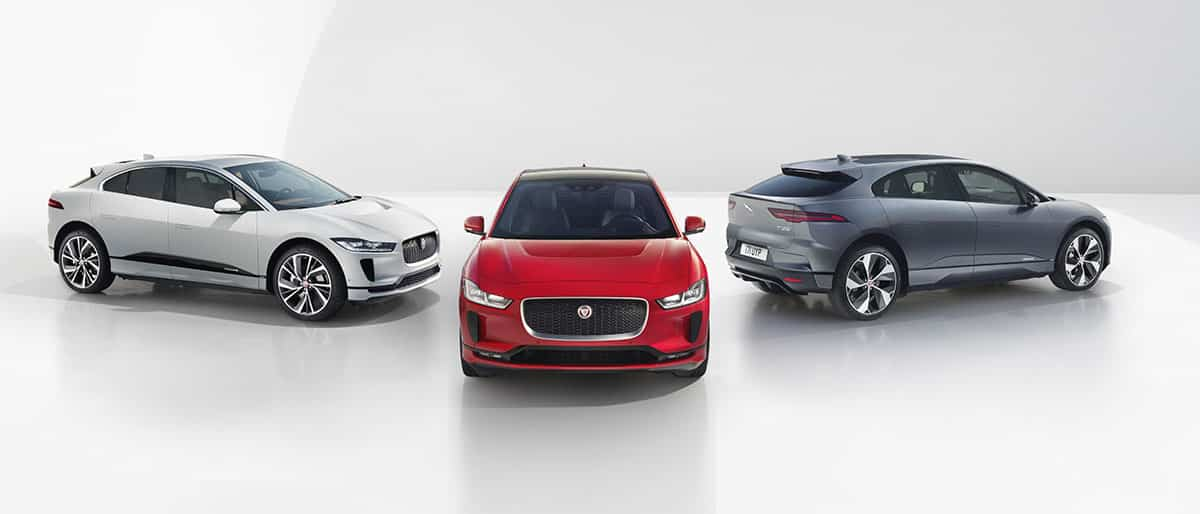 Jaguar I-Pace feature   The Car Expert