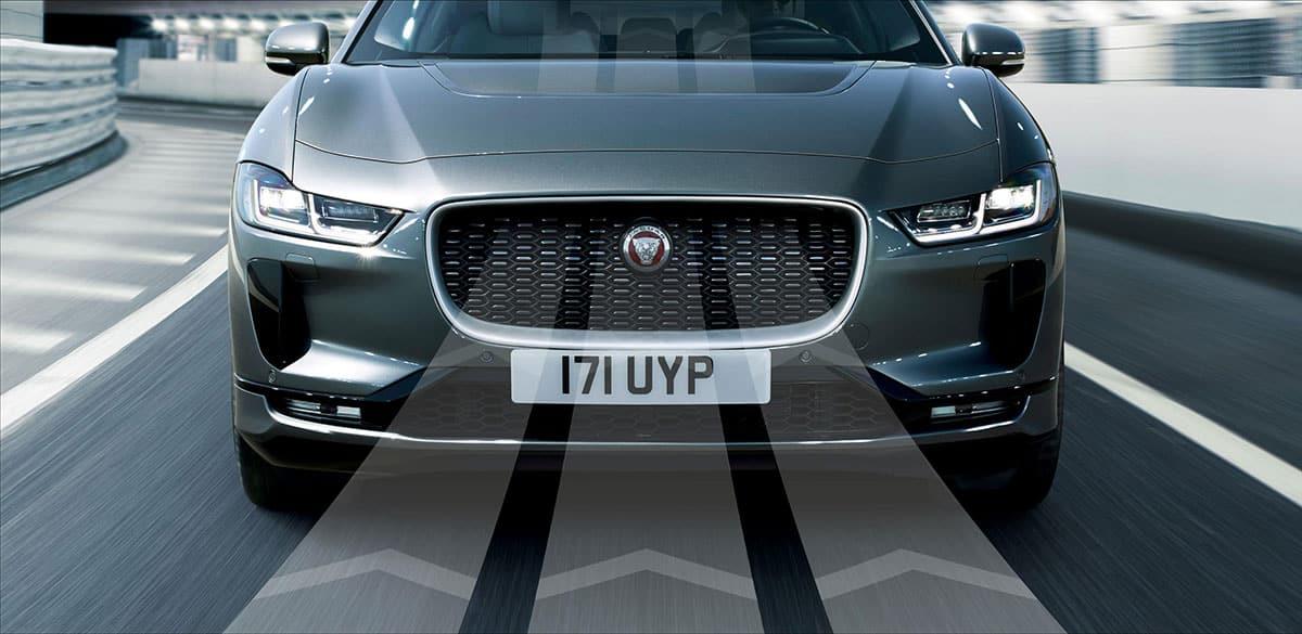Jaguar I-Pace front   The Car Expert
