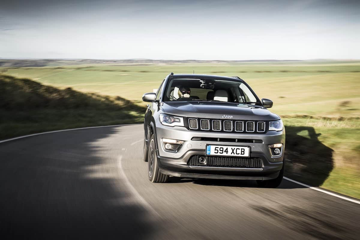 Jeep Compass review 2018 | The Car Expert