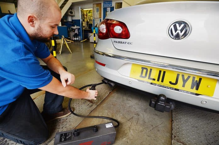 MOT Test The Car Expert