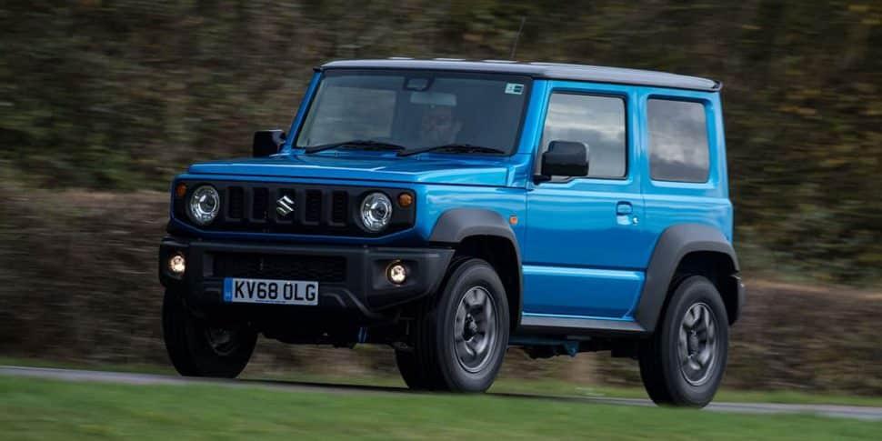 Suzuki Jimny (2018) ratings and reviews   The Car Expert