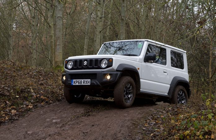 2020 Suzuki Jimny One Of The Best Non-US Off-Roaders >> Why The Jimny Is Suzuki S Problem Child The Car Expert
