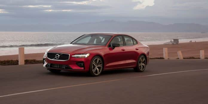 2019 Volvo S60 test drive wallpaper   The Car Expert