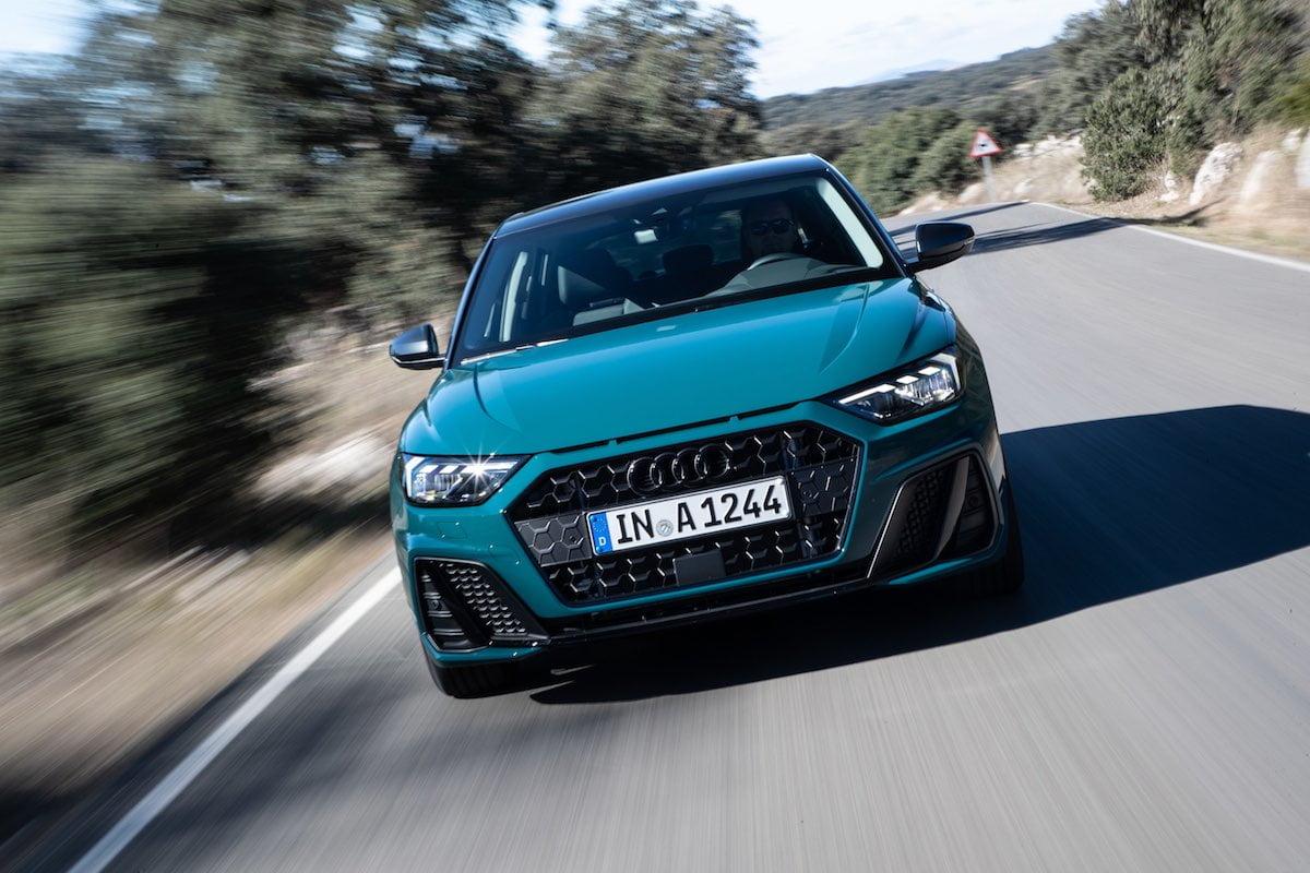 2019 Audi A1 Sportback - front view