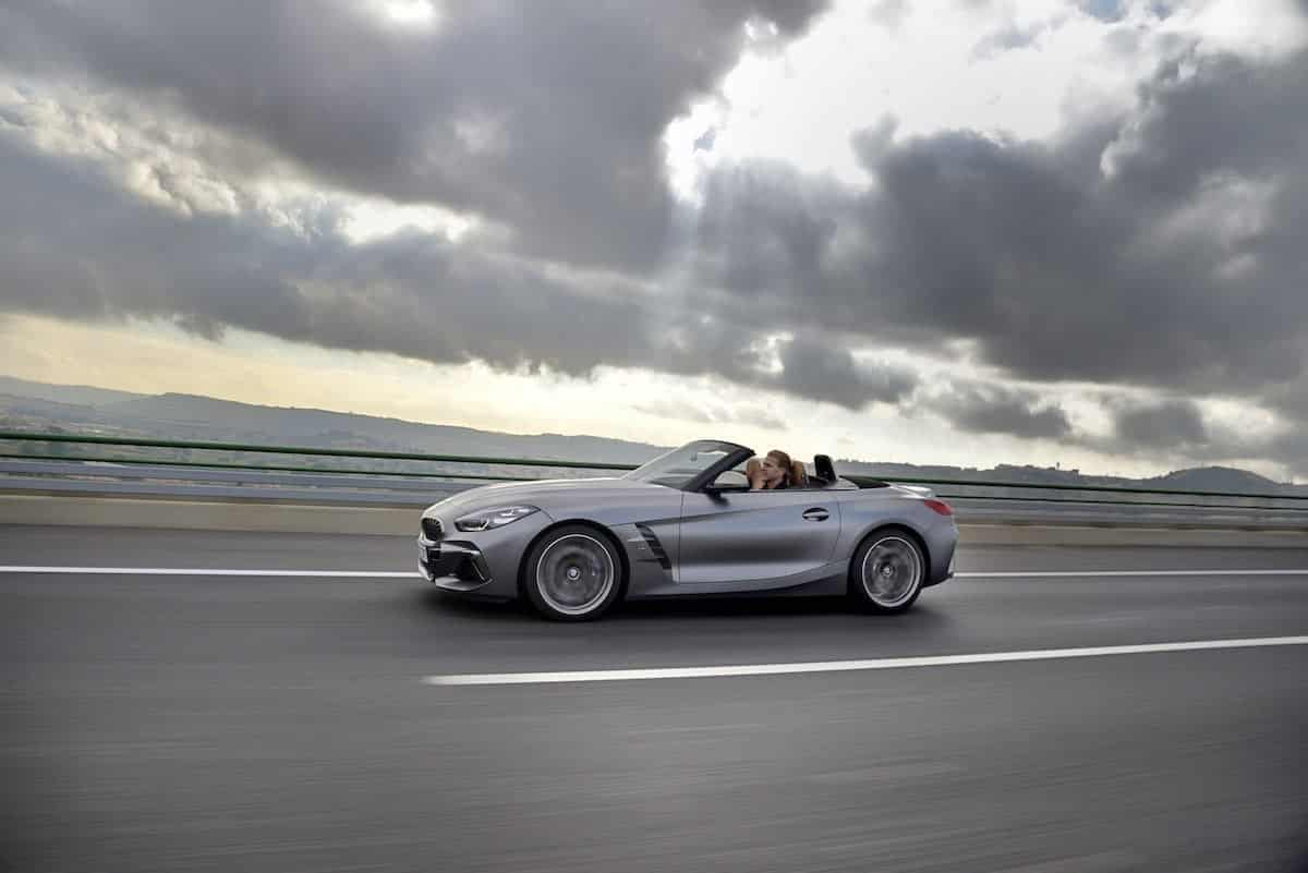 2019 BMW Z4 on the road | The Car Expert
