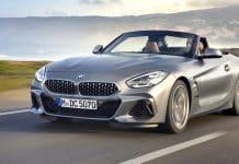 2019 BMW Z4 review test drive wallpaper | The Car Expert