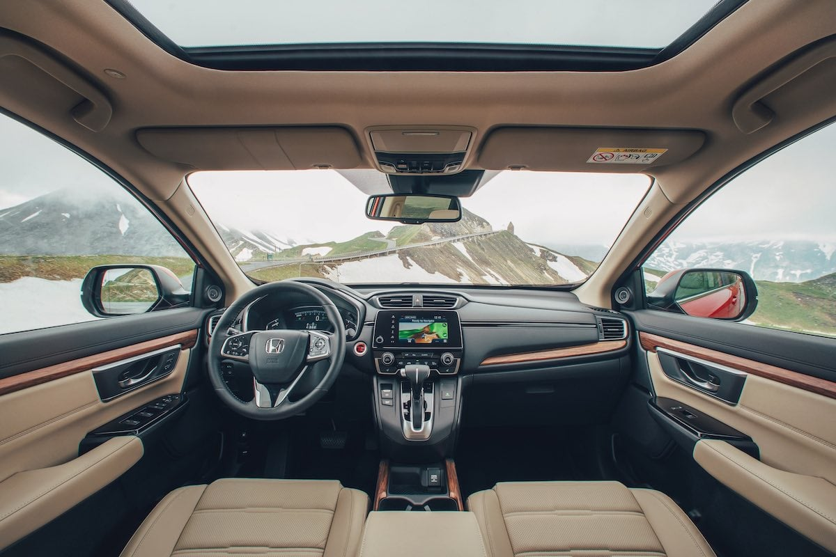 2019 Honda CR-V interior - The Car Expert